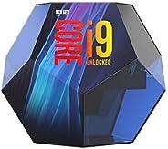 Intel 英特尔 Core 酷睿 i9-9900K 台式机处理器 CPU盒装处理器 8核16线程 单核睿频高达5.0 GHz