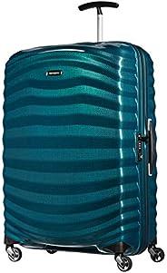 Samsonite 新秀丽 Lite-Shock 万向轮 L 行李箱,PETROL BLUE,75 cm