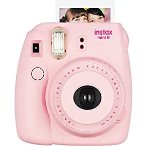 FUJIFILM富士checky趣奇instax mini8粉色相机