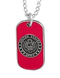 U.S. Army Seal 女士狗牌