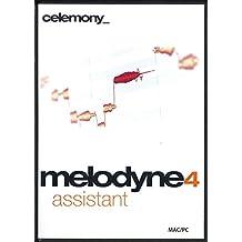 Celemony Software MELODYNE 4 (DL串行版) ASSISTANT