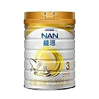 雀巢 Nestle  能恩3段  12-36个月幼儿配方奶粉 900g 罐装(新老包装随机发货)