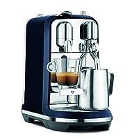 Sage Appliances SNE800BSS4EGE1 Creatista Plus Nespressom机 Damson Blue SNE800DBL