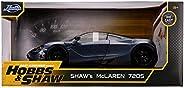 Jada 《速度与激情:特别行动 Hobbs & Shaw》Shaw的McLaren 720S 1/24