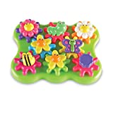 Learning Resources 学习必需品花花园拼装和旋转玩具套装(17 件)