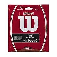 Wilson-Natural Gut 网球线-()