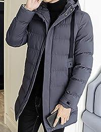 MPSMOVE 思慕夫 2018【多色可选】秋冬款男士韩版简洁外套男修身棉衣男装夹克男长款KW292【10】
