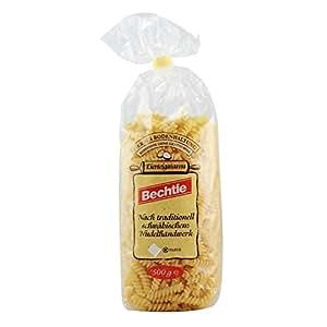 Bechtle 呗趣 螺丝形鸡蛋面 500g(德国进口)
