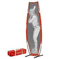 GoSports 棒球和垒球 Xtraman 哑铃投球训练人体模型   练习投球辅助器提高准确度和*性