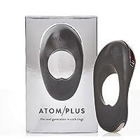 Hot Octopuss Pulse III 单核男性振动器 - 免提*按摩器;6 种振动模式,磁性充电 USB 适配器