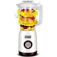 汉佳欧斯(HanJiaOurs) 家用全自动榨汁机原汁多功能便携果蔬炸豆浆XW51 (标准加过滤网和研磨杯)