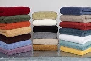 Home Source International MicroCotton Luxury Shower Towel, Emerald