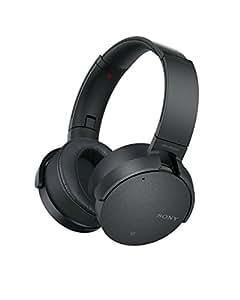 SONY索尼MDR-XB950N1头戴式重低音无线蓝牙降噪耳机黑色