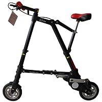 A-bike smart AS-830 折叠自行车(亚光黑)