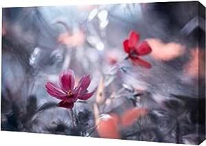 """PrintArt GW-POD-67-868851-30x20""""Une Autre Fleur, Une Autre Histoire"""",Fabien Bravin 画廊装裱艺术微喷油画艺术印刷品,76.20 cm x 50.80 cm"""