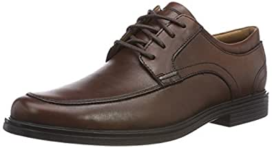 Clarks 男士 UN aldric 公园 derbys Brown (Tan Leather -) 6 UK