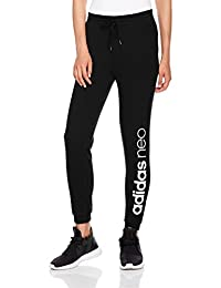 adidas NEO 阿迪达斯运动生活 女式 针织长裤 W CE NEO FT TP