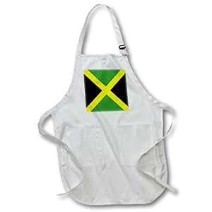 国旗–牙买加的国旗–围裙