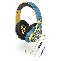 Minions Ui-M40MN.FXv2 Over-the-Ear Headphones