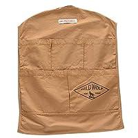 Andpcable 衣架 挂壁袋 45×56厘米 米色 45×56cm 65398