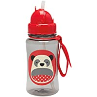 美国Skip Hop 可爱动物园水杯350毫升-熊猫SH252321