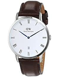 Daniel Wellington 丹尼尔•惠灵顿 瑞典品牌 DAPPER系列 石英男女适用手表 1123DWDW00100090(原型号1123DW)