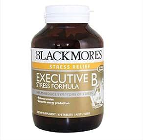 Blackmores 澳佳宝 维生素B族减压配方澳洲 175粒/瓶 减压抗压缓焦虑(包邮包税) 澳洲原装进口