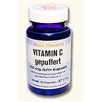 Gall Pharma Vitamin C gepuffert 100 mg GPH Kapseln, 1er Pack (1 x 148 g)