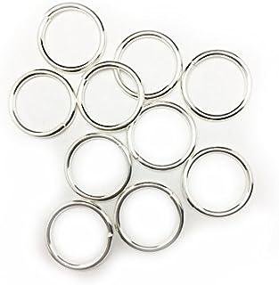 纯银圆形跳环 14 号 16.2mm Craft Wire