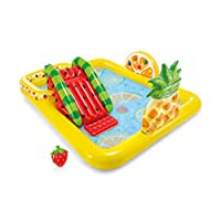 INTEX 泳池 水果茶馆 244×191×91厘米 [日本正规商品] 57158