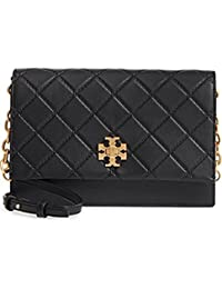 Tory Burch Georgia Convertible Crossbody Quilted Leather Bag