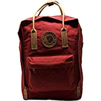 Fjallraven No. 2 Laptop Fabric Backpack Satchel