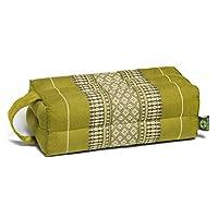 Kapok Dreams 冥想垫,瑜伽道具带手柄/绑带,* 天然竹木填充物(天然植物纤维),竹*。