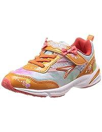 Syunsoku 瞬足 运动鞋 学生鞋 轻量 SLIM 细长 15~19cm 1E 儿童 女童 LEC 6080