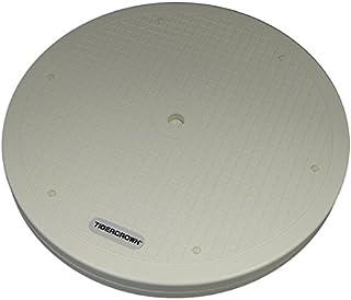 TIGER皇冠 旋转台 白色 320×320×32mm 深32cm 白色 聚丙烯 360度 承重40kg 2420