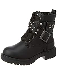 GIOSEPPO 女童 Warin 及踝靴