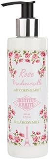 INSTITUT KARITE Rose Mademoiselle 经典玫瑰 Shea Body Milk 身体乳 200ml