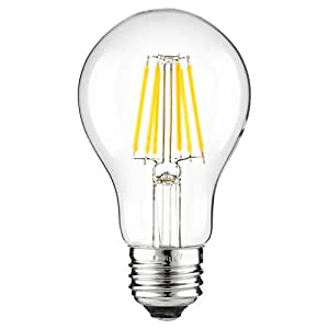 Sunlite LED 灯丝可调光灯泡