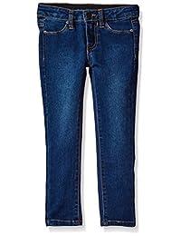 Calvin Klein 女童终极修身牛仔裤