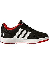 adidas 阿迪达斯 Hoops 2.0 K 中性成人健身鞋