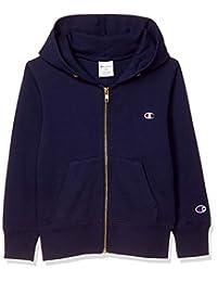 Champion BASIC系列 拉链连帽运动衫 CS6403 男童款