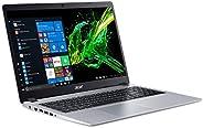 Acer Aspire 5、15.6 英寸全高清 IPS 显示屏,AMD Ryzen 3 3200U,Radeon Vega 3 移动显卡,4GB DDR4,128GB PCIe NVMe SSD,背光键盘,Window