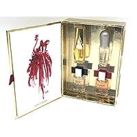 圣诞限量版金色礼盒: Estee Lauder 雅诗兰黛 金盒香水 4件套盒