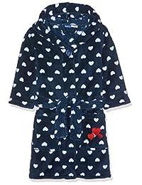 Playshoes 女童浴袍 羊毛 心形