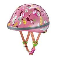 OGK KABUTO 儿童头盔 PEACH KIDS 幼儿用 (头围 47厘米~51厘米) 多色 (頭囲 47cm~51cm)