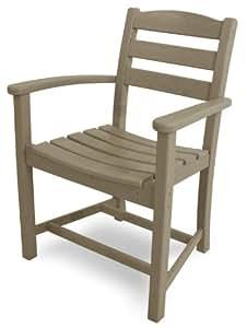 POLYWOOD La Casa 咖啡馆户外餐臂椅 TD200SA