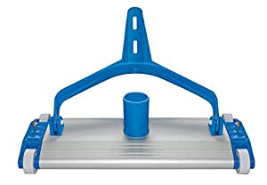 Productos QP 500340CP - 泳池清洁刷头金属 335 mm 固定件。蝴蝶