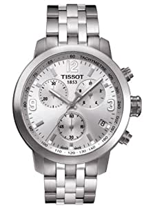 TISSOT 天梭 瑞士品牌  PRC200系列石英手表 男士碗表  T055.417.11.037.00
