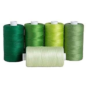 连接螺纹 - 基本螺纹棉套装 Forest Grove 21465