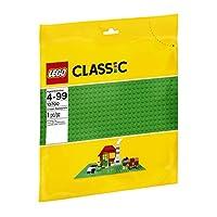 LEGO 乐高  拼插类 玩具  LEGO Classic 经典系列 绿色底板 10700 4-99岁 积木